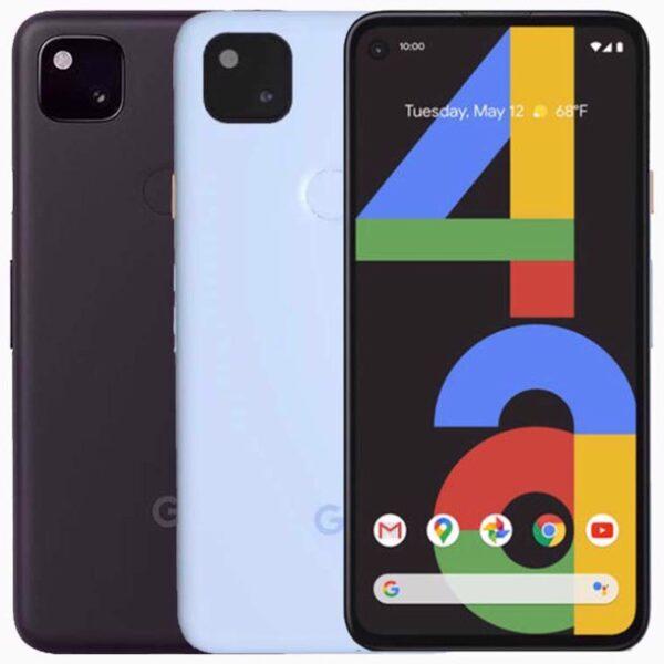 Google Pixel 4a Different colors