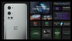 OnePlus 9 Specs