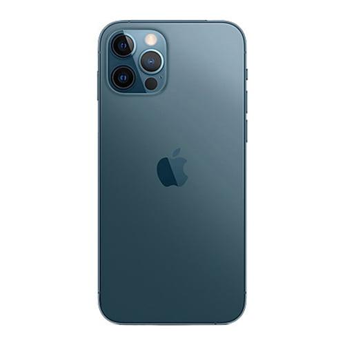 iphone 12 pro max back Blue image