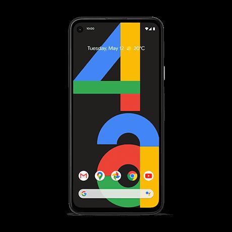 Google Pixel 4a Front Display