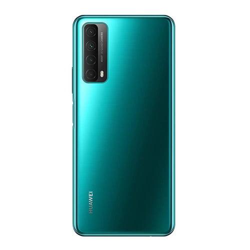 Huawei Y7a Crush Green back image