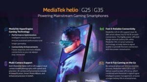 MediaTek Helio G25 (12 nm)