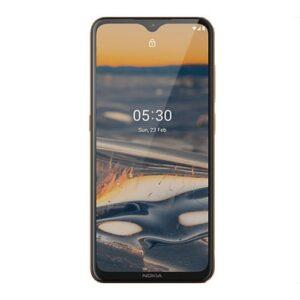 Nokia 5.3 front Display