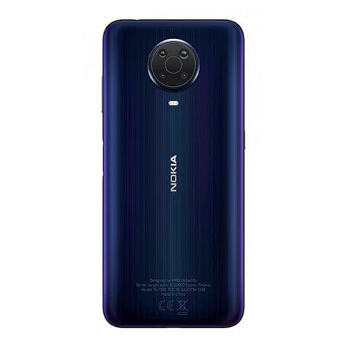 Nokia G20 front Black Back
