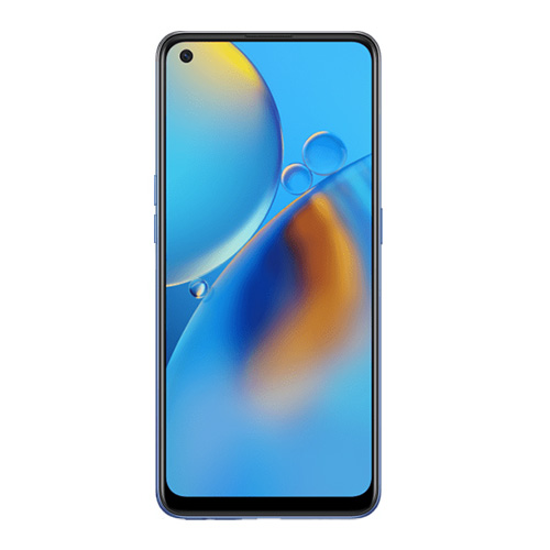 OPPO F19 front display