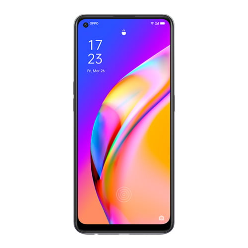 Oppo F19 Pro Plus 5G front Display