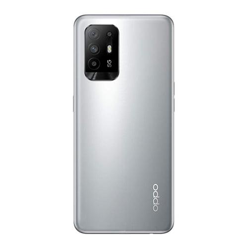 Oppo F19 Pro Plus 5G Silver back