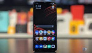 Xiaomi Poco M3 Display