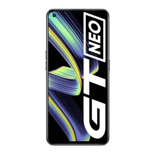 Realme GT neo front Display