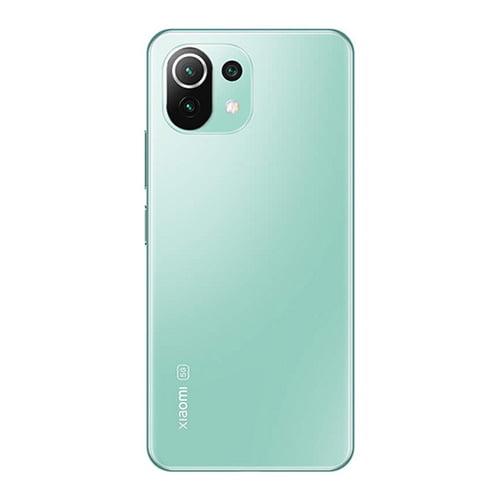 Xiaomi Mi 11 Lite 5G (Xiaomi Mi 11 Youth) Green back