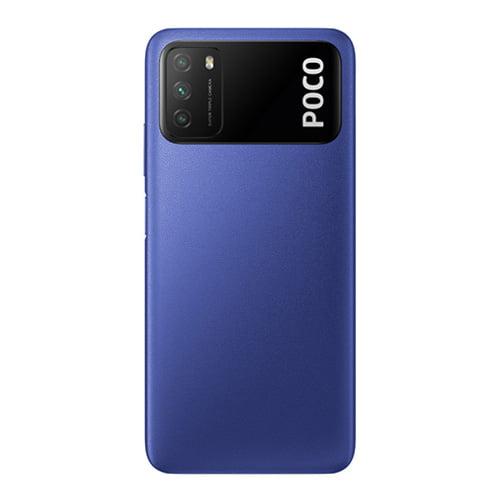 Xiaomi Poco M3 Blue back