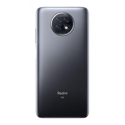 Xiaomi Redmi Note 9T Nightfall black back