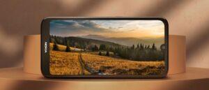 Nokia 1.4 Display