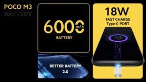 xiaomi poco mp3 battery