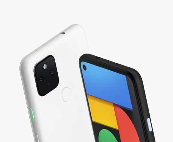 Google Pixel 4a white Color