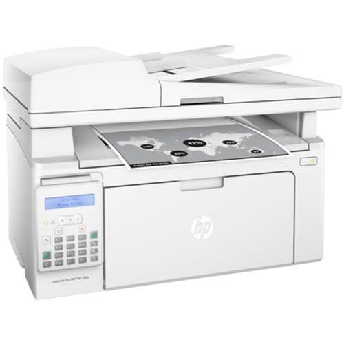HP LaserJet Pro MFP M130fn Printer Front Side Display