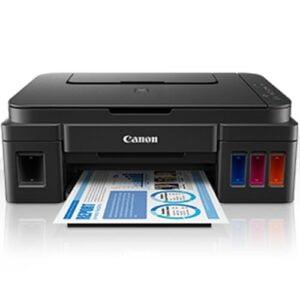 Canon PIXMA G2400 Printer Front Display