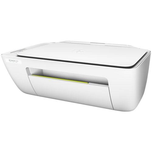 HP DeskJet 2130 All-in-One Printer Front Display