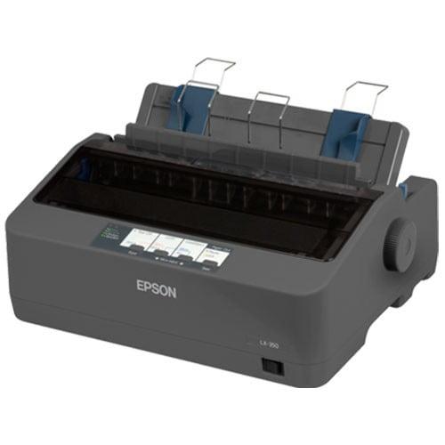 Epson LX-350 Impact Printer Front Side Display