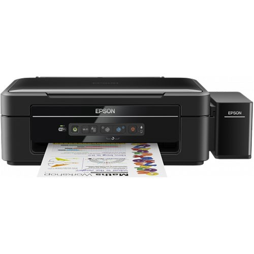 Epson L386 All-in-One Wireless Printer Front Display