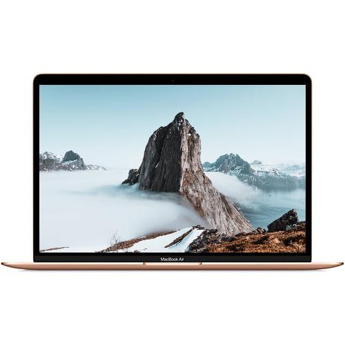 Apple MacBook Air 2020 (MVH52) Laptop Gold Display