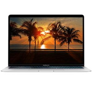 Apple Macbook Air 2020 (MWTK2) Laptop Silver Display