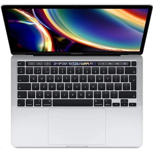 Apple Macbook Pro 13 2020 M1 (MYD92) Laptop Silver Display