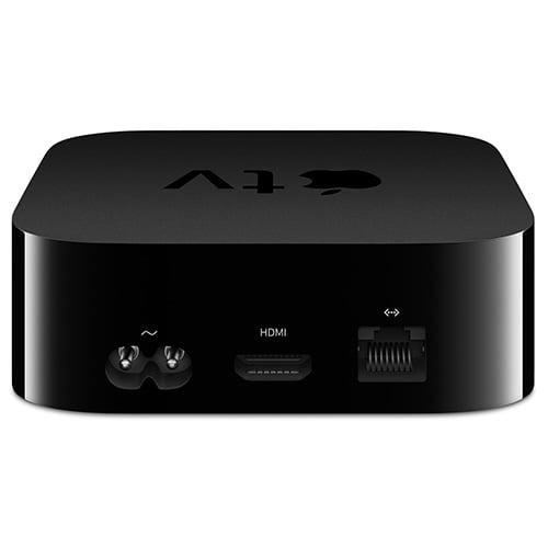 Apple TV 4K 32GB Back Side
