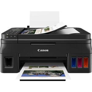 Canon PIXMA G4411 Printer Front Display
