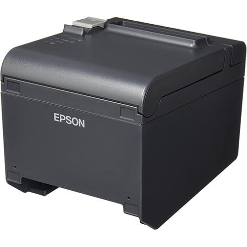 Epson TM-T20II POS Receipt Printer Back Display
