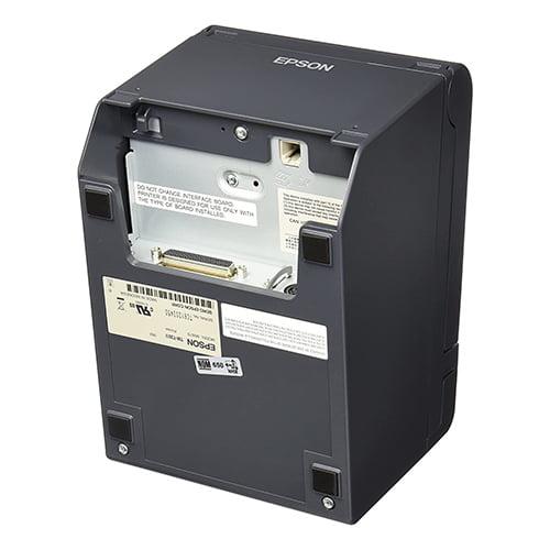 Epson TM-T20II POS Receipt Printer Bottom Display