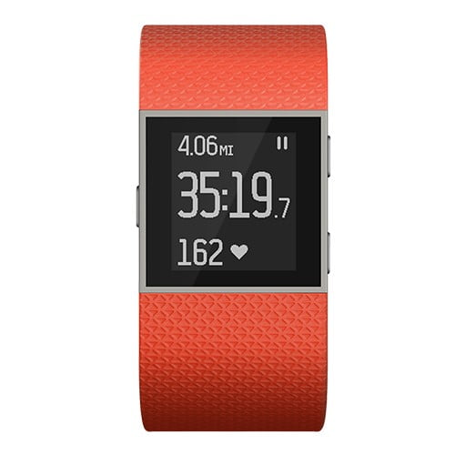 Fitbit Surge Red