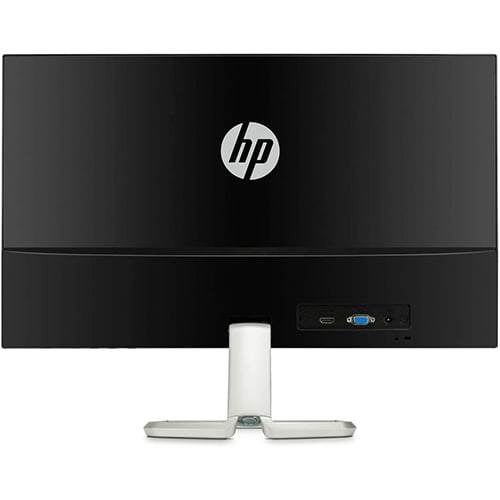 HP 24f is a 61.0 cm (24 in) Monitor Back View