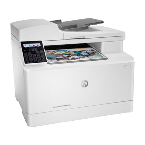 HP Color LaserJet Pro MFP M183fw Printer Front Side Display