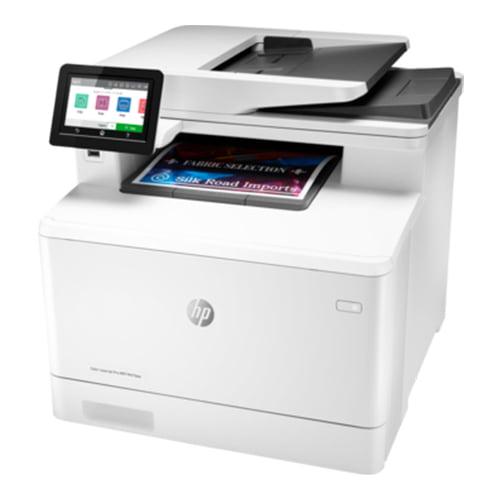 HP Color LaserJet Pro MFP M479dw Side Display White