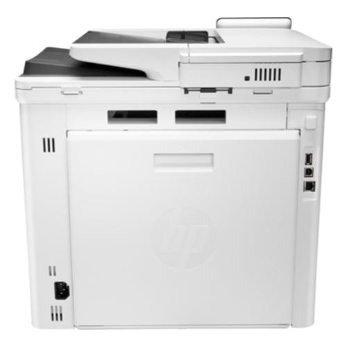 HP Color LaserJet Pro MFP M479dw Back Display White