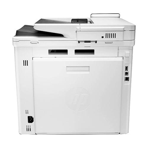 HP Color LaserJet Pro MFP M479fdn Printer Back Display