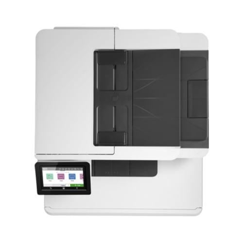 HP Color LaserJet Pro MFP M479fdw Printer Top Display