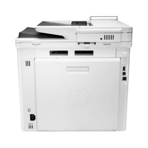 HP Color LaserJet Pro MFP M479fdw Printer Back Display