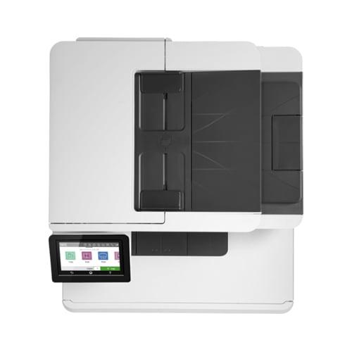 HP Color LaserJet Pro MFP M479fnw Printer Top Display