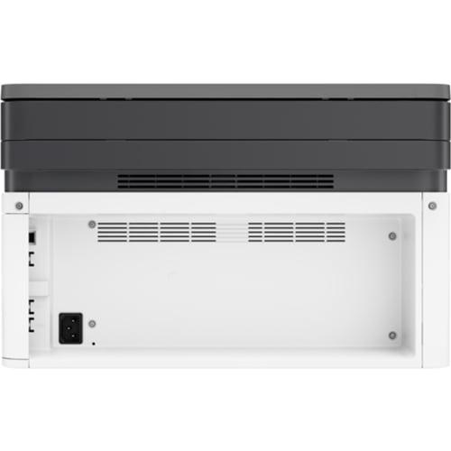 HP Laser MFP 135a Printer Back Display