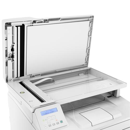 HP LaserJet Pro M227sdn Printer Open Display