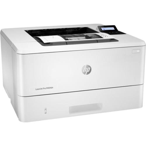HP LaserJet Pro M404dn Printer Front Side Display