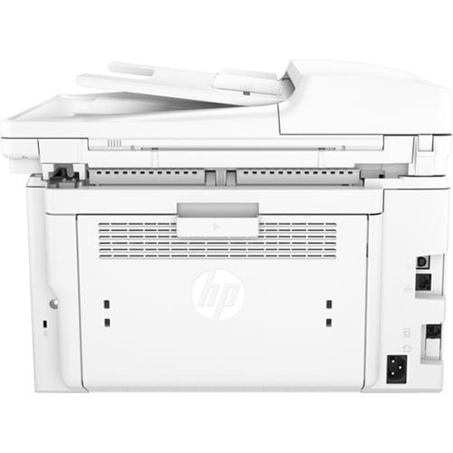HP LaserJet Pro MFP M227fdw Printer Back Display