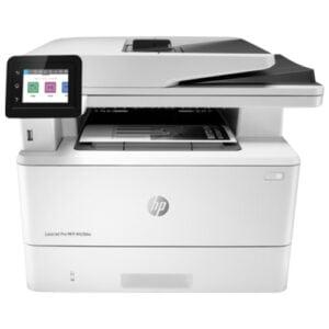HP LaserJet Pro MFP M428dw Printer Front Display