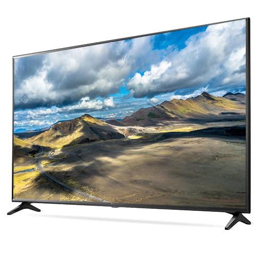 LG [65UN7100] UHD 4K Smart TV Side Display Black