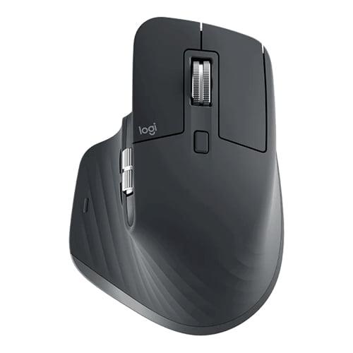 Logitech MX Master 3 Advanced Wireless Mouse Black