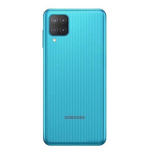 Samsung Galaxy M12 (M127) blue back