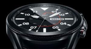 Samsung Watch 3 Rotating Bezels