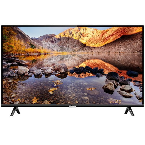 """TCL (43S6500) 43"""" inch Full HD AI Smart TV Front Display"""